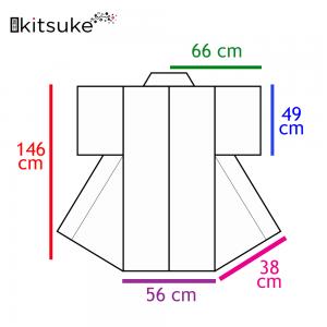 kimono taille ka0001 kitsuke