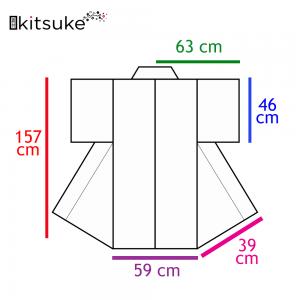 taille ka0002 kitsuke kimono